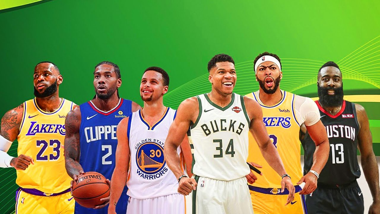 Most Famous International NBA Players in 2021